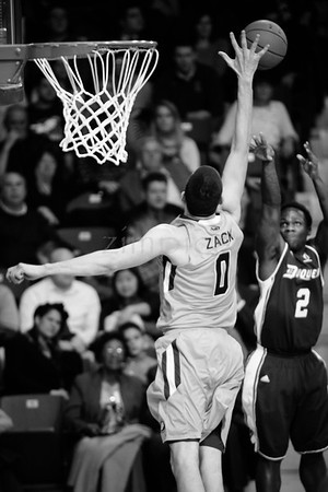 Steve/LaSalle Basketball