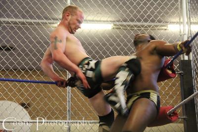 AJ Cruise vs Dan De Man