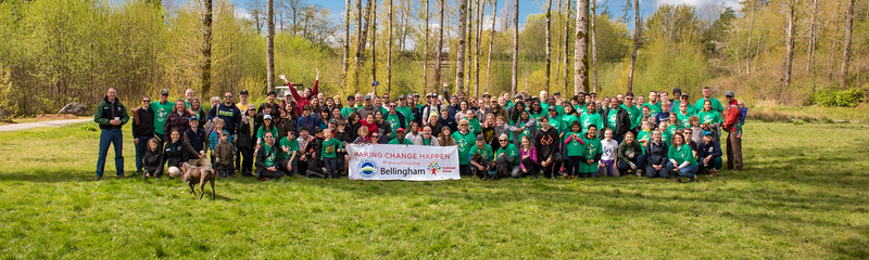 Comcast Cares Day 2018  Bellingham
