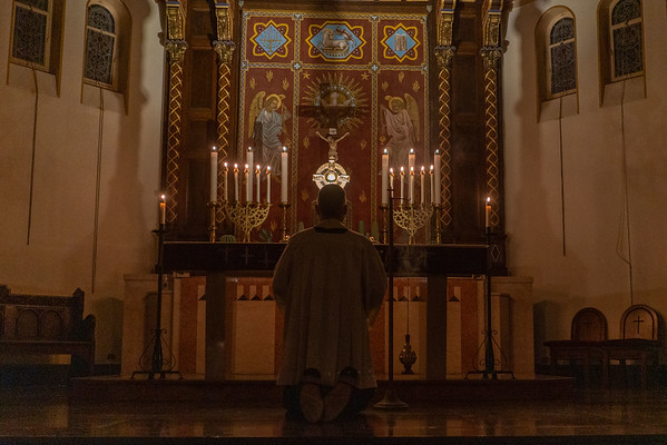 Holy Hour - March 4, 2021