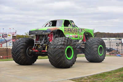 2020 Lucas Oil Speedway, Monster Trucks