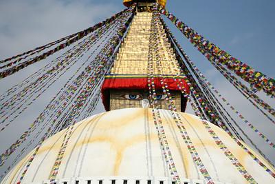 NEPAL: Bodnath