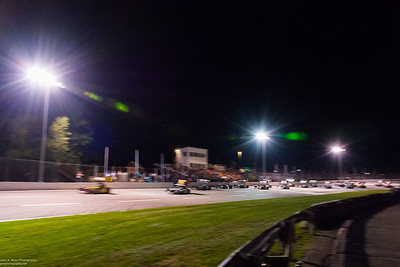 ISMA Super Modifieds @ Lee Usa Speedway, August 5th