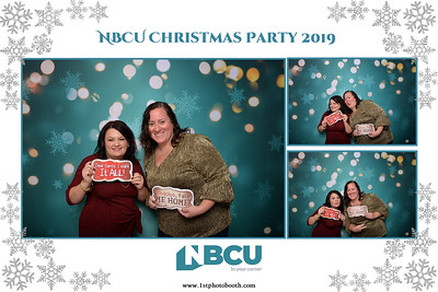 NBCU Christmas Party