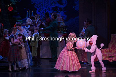 Nutcracker: Purple Cast 2015