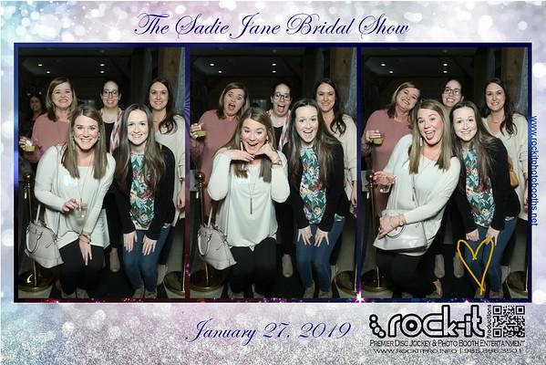 Sadie Jane Bridal Show 1-27-19