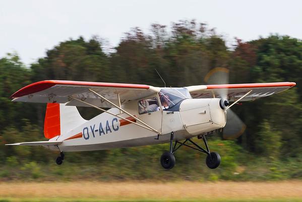 OY-AAC - SAI KZ III U-2