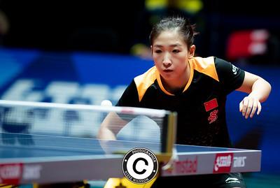 2018-05-01 Sverige - China vm World Team Table Championships