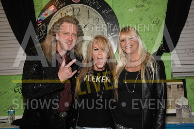 Lita Ford Meet and Greet 2018