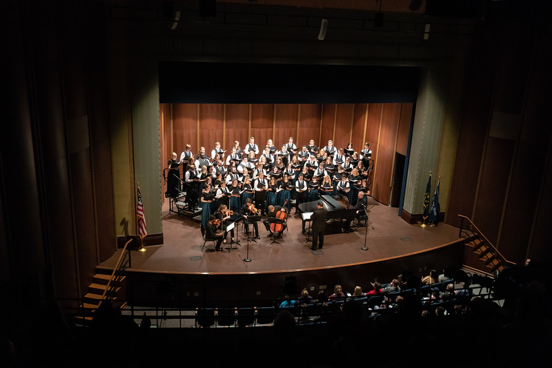 Fall Choral Showcase