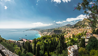 Sicily, Italy - 2016