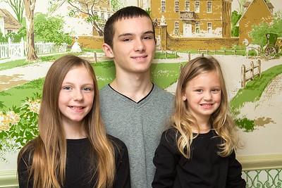 Bruce Hazel & Family 11-22-15