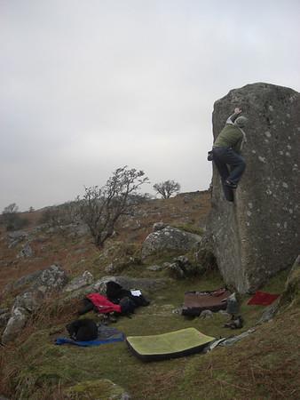 Devonshire Bouldering