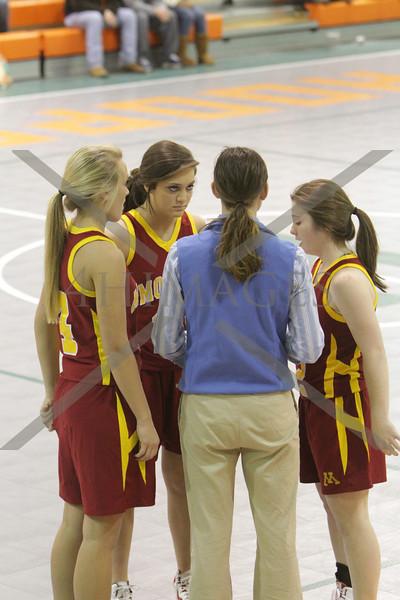 Morgan varsity girls vs. Hooper away 2012