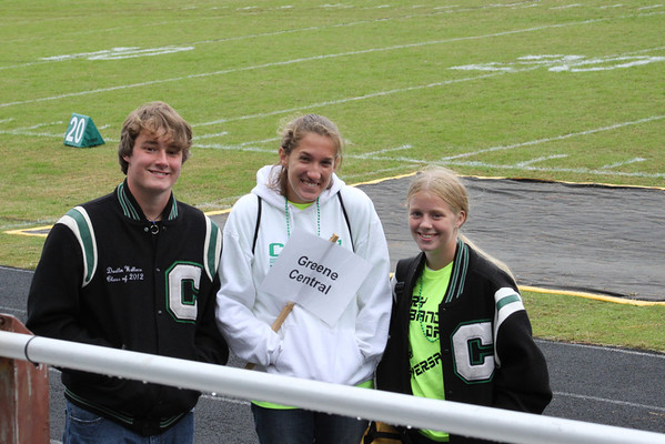 2011-10-29: Cary Band Day -Cary