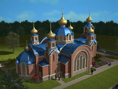 New St. Vladimir Church