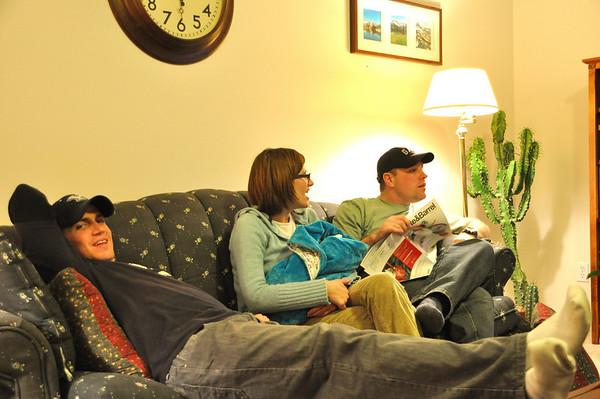 2009, Christmas Parties