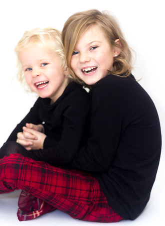 Grace and Lois Photo Shoot