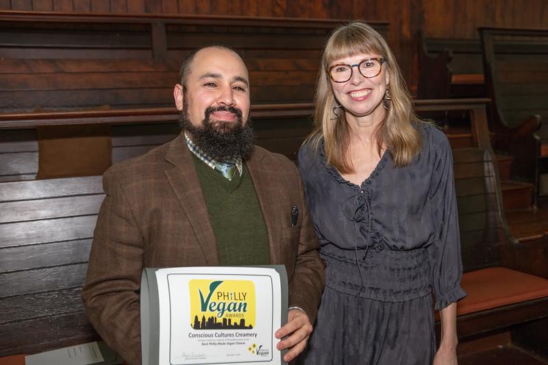 110119 AVS Philly Vegan Awards
