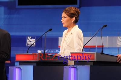 Michele Bachmann Sioux City Debate
