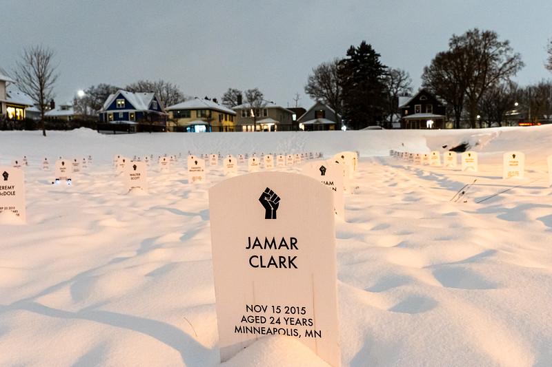 2020 12 29 Snowy Night George Floyd Square Say Their Names Cemetery-23.jpg