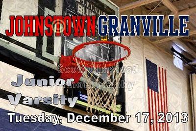 2013 Johnstown at Granville (12-17-13) Junior Varsity