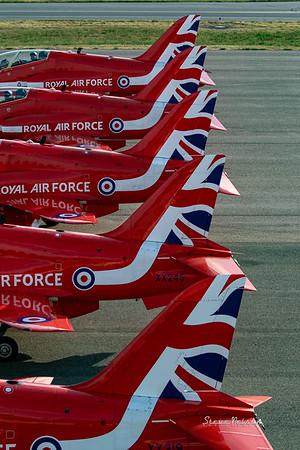 British Red Arrows