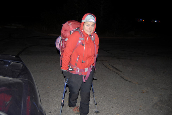 Thunderbolt Peak SW Chute #1 October 1, 2009