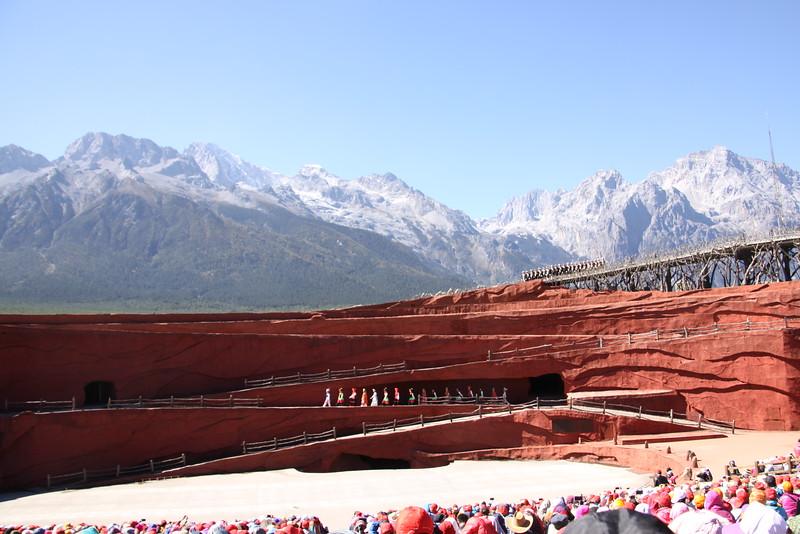 Impressions of Lijiang Ethnic Show