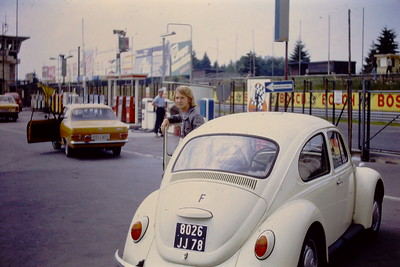 45 / 1972 Europe