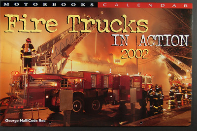 2002 Fire Trucks in Action