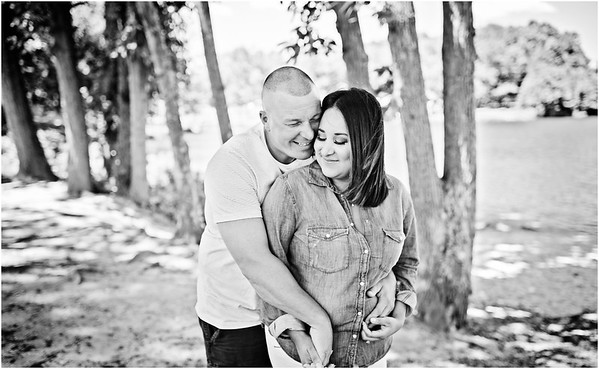 Tannia and Paul - Engagement