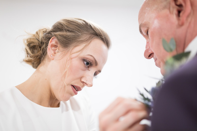 Sammi & Max   Bridal Preparation