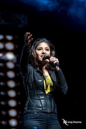 Sunidhi Chauhan Concert 2015
