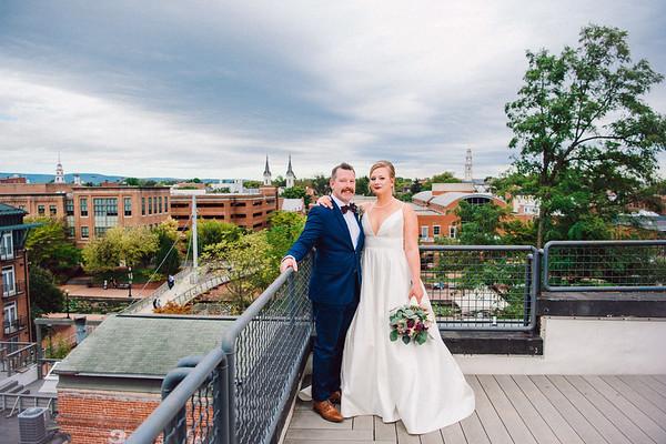 Morgan and Alex's Wedding Photos