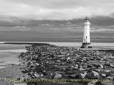 Perch Rock Lighthouse - New Brighton