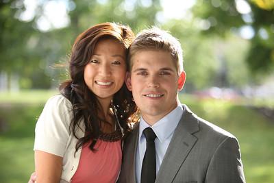 Jenna and David