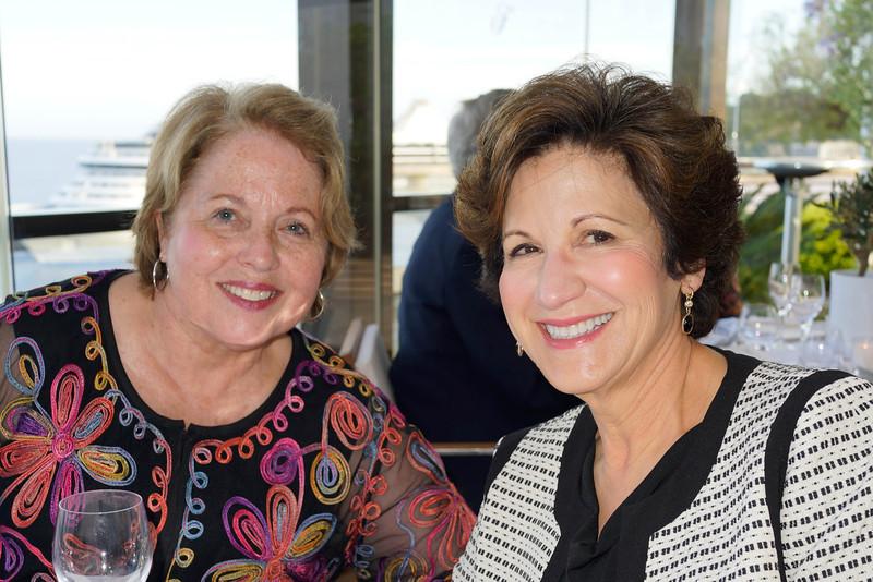 Sharon Sights and Ruth Ann Lawson