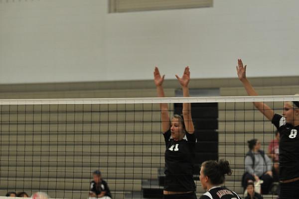 Volleyball vs. Medford