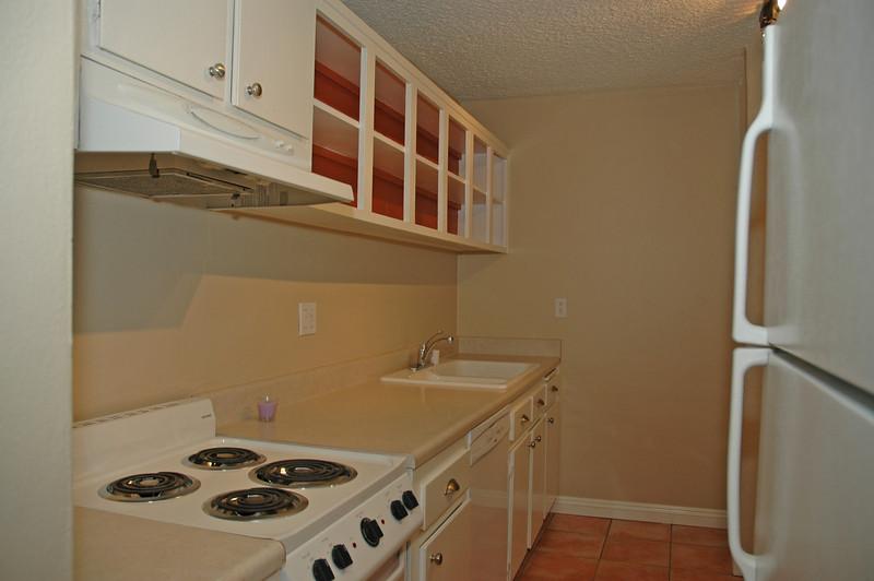 Simple yet efficent kitchen layout...