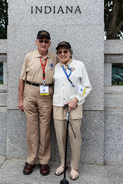 L Veteran = McDaniel, Lloyd (Mac); R Veteran = McDaniel, Edna (Z)
