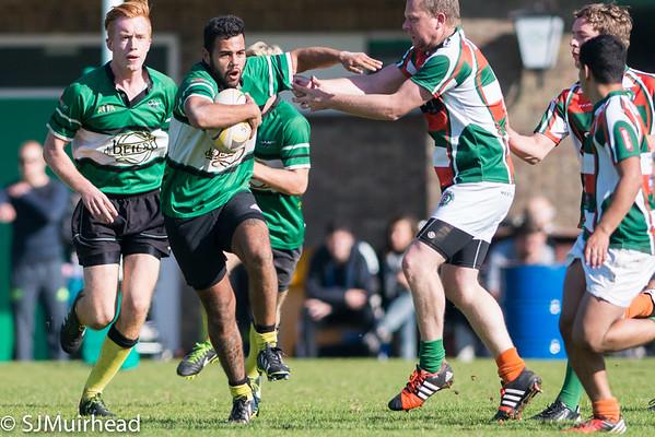 Delft 2 vs Hookers 2 - 11 October 2015