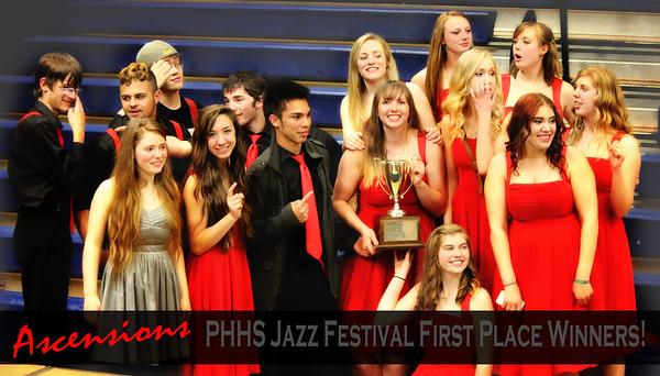 PHHS Jazz Festival 2014