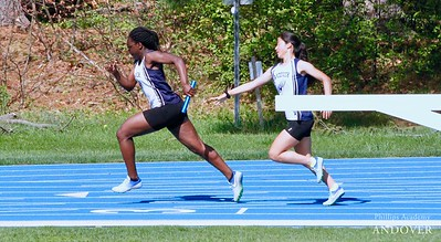 Track & Field vs. Cushing, Worcester & Concord
