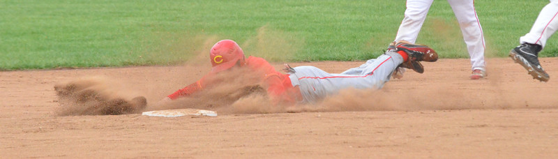 CHS Baseball win vs Marshall 6-1   4/8/15