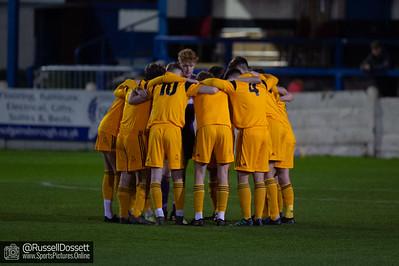 BVUFC U19 vs Notts County U19