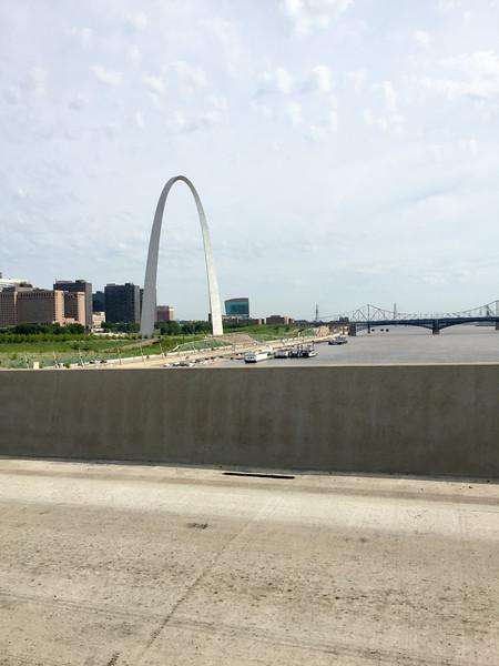 Road Trip Arch