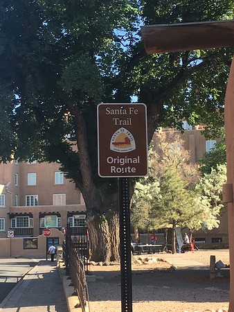 "2018 Santa Fe, NM ""on business"""