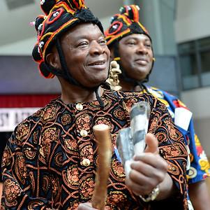 Spirit of West Africa 2014