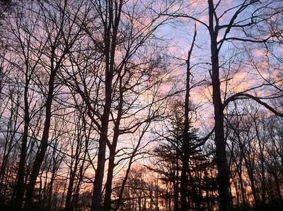 01-11-13 Timms Hill Road Sunrise